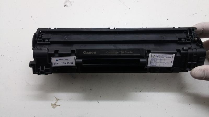 Canon 728 инструкция по заправке
